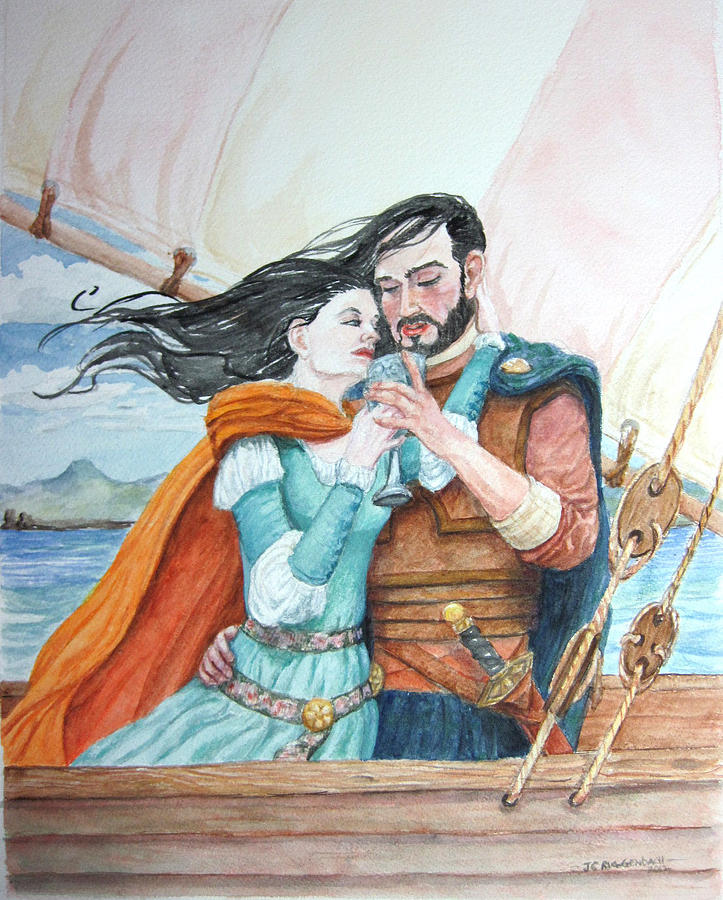 Displaying (19) Gallery Images For Tristan And Isolde Painting... James Franco