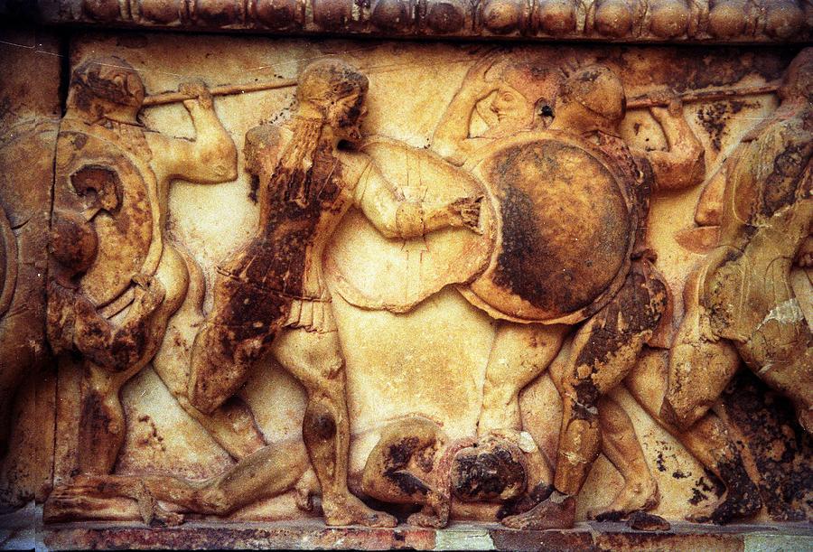 Trojan War Photograph