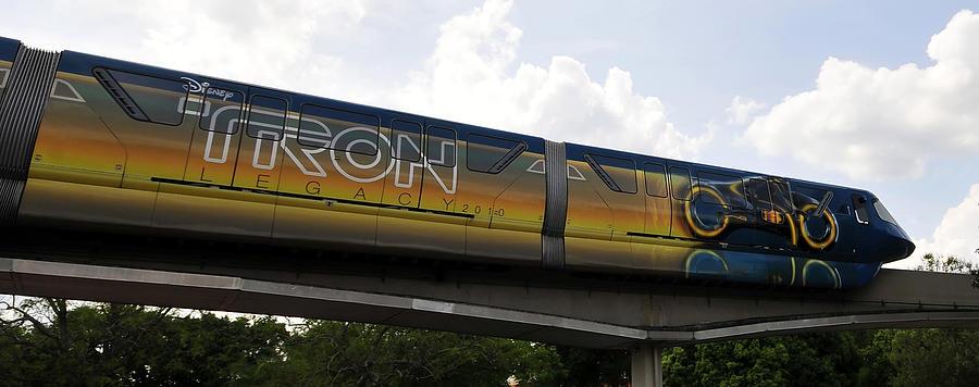 Tron Legacy 2010 Photograph