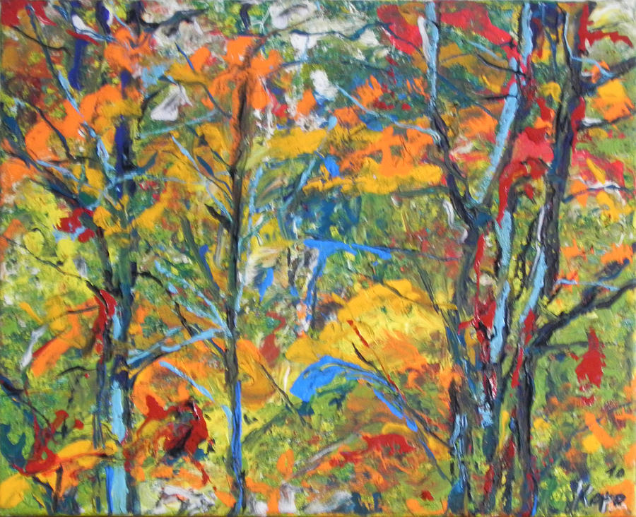Tropical Forest 1 Painting