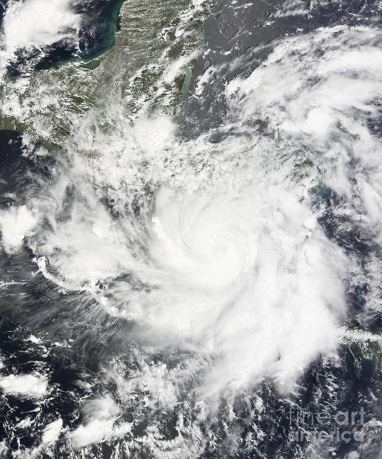Alma Photograph - Tropical Storm Alma by Stocktrek Images