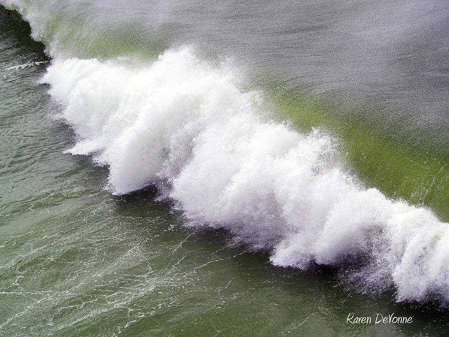 Tropical Storm Surge Photograph  - Tropical Storm Surge Fine Art Print