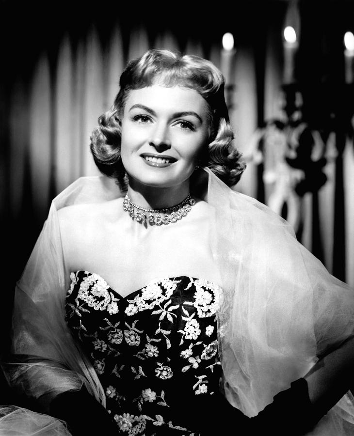 Trouble Along The Way, Donna Reed, 1953 Photograph  - Trouble Along The Way, Donna Reed, 1953 Fine Art Print