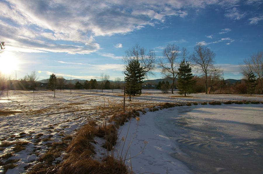 Troutman Park Photograph