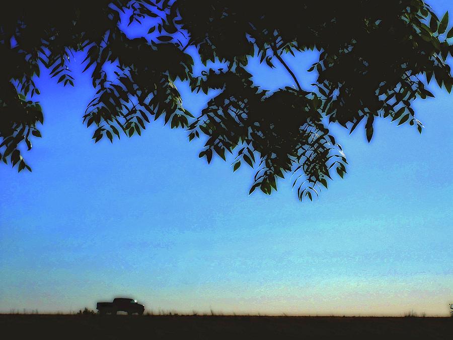 Truckin Photograph - Truckin by Molly McPherson