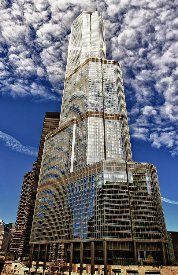 Trump Tower Photograph  - Trump Tower Fine Art Print