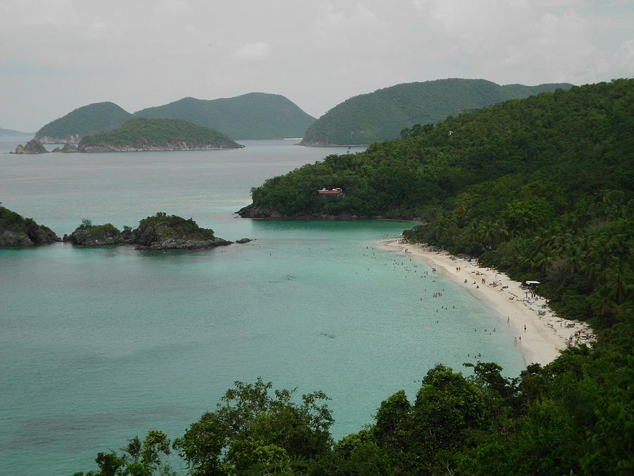 Trunk Bay Photograph