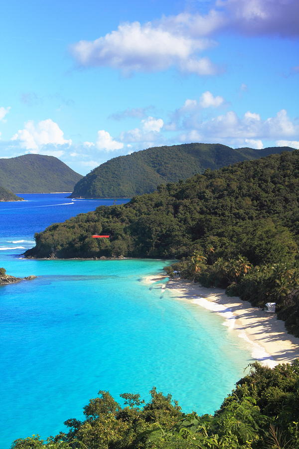 Trunk Bay View Photograph