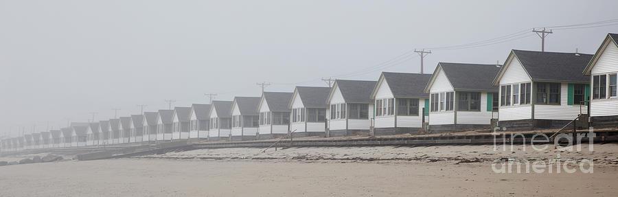 Truro Fog Photograph