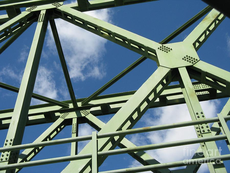 Truss Photograph  - Truss Fine Art Print