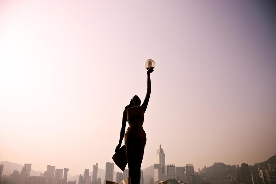 Tsim Sha Tsui K Photograph