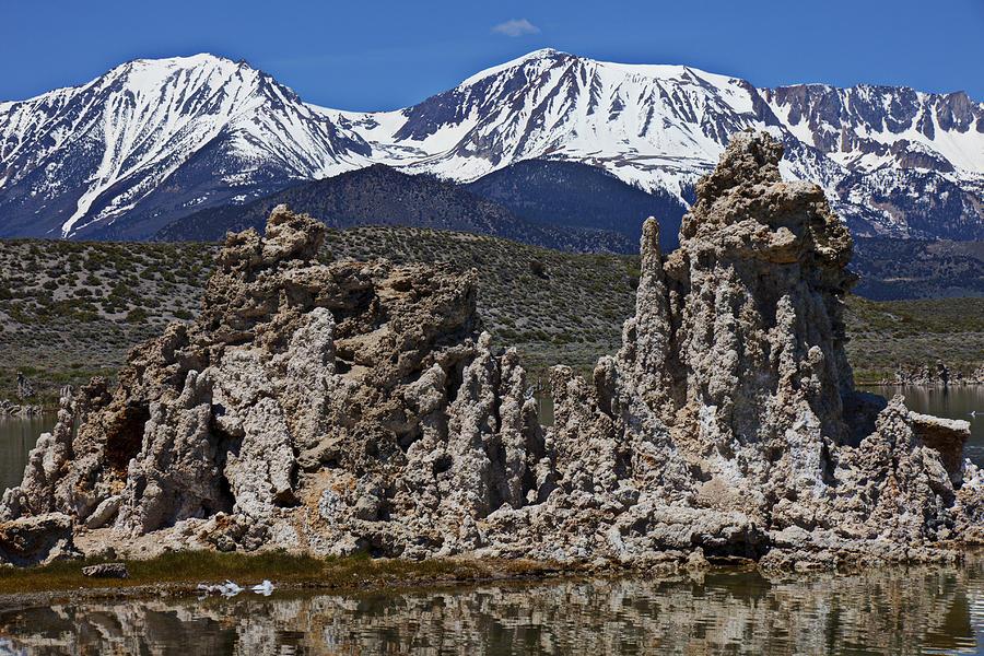Tufa At Mono Lake California Photograph