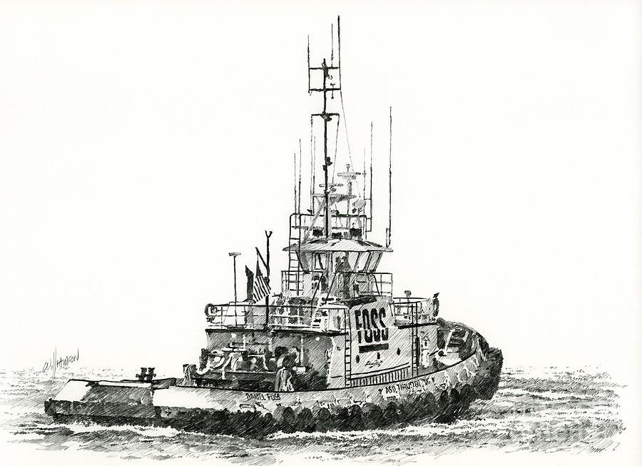 Aluminum tugboat plans | Antiqu Boat plan