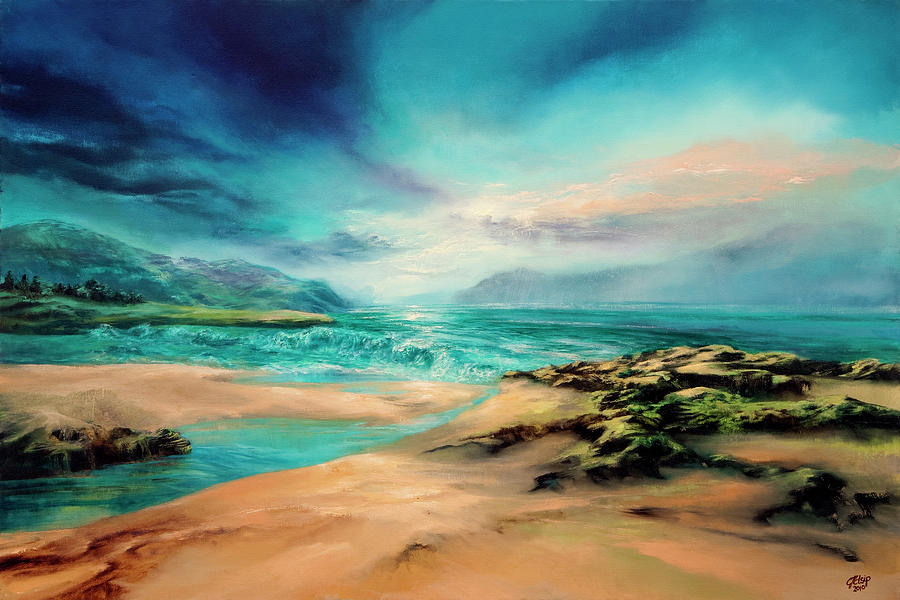 Turning Tide Painting