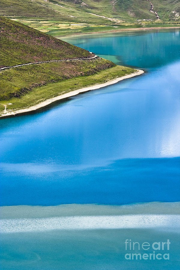 Turquoise Water Photograph