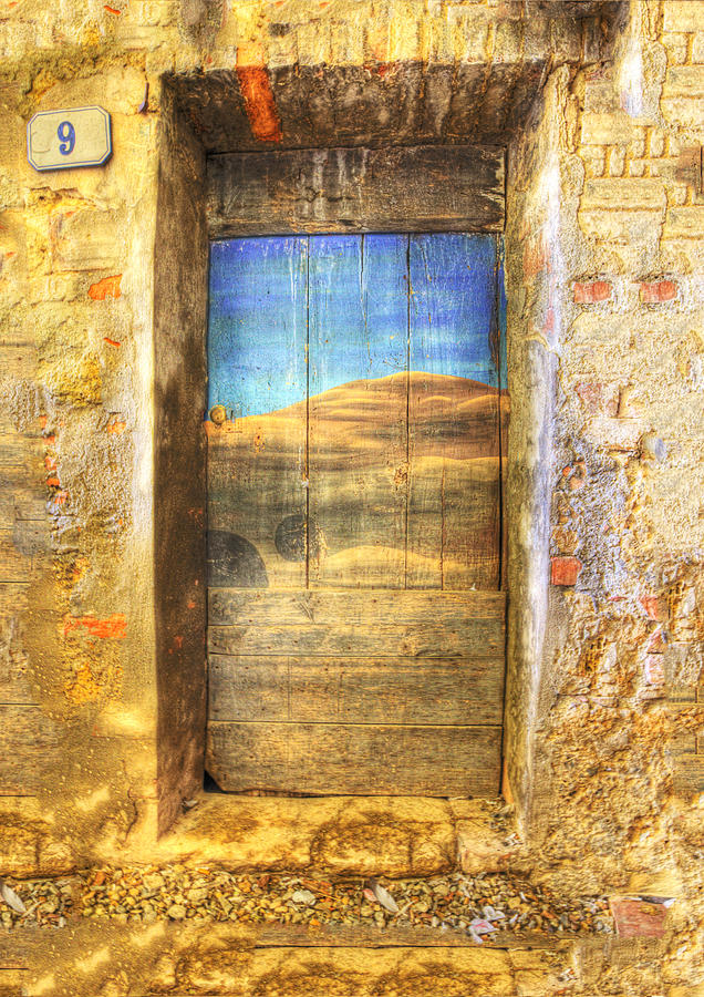 Eggers Wood Doors : Tuscan door photograph by eggers photography