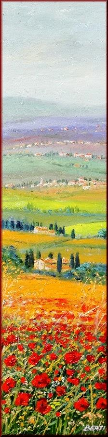 Tuscany Summer Painting