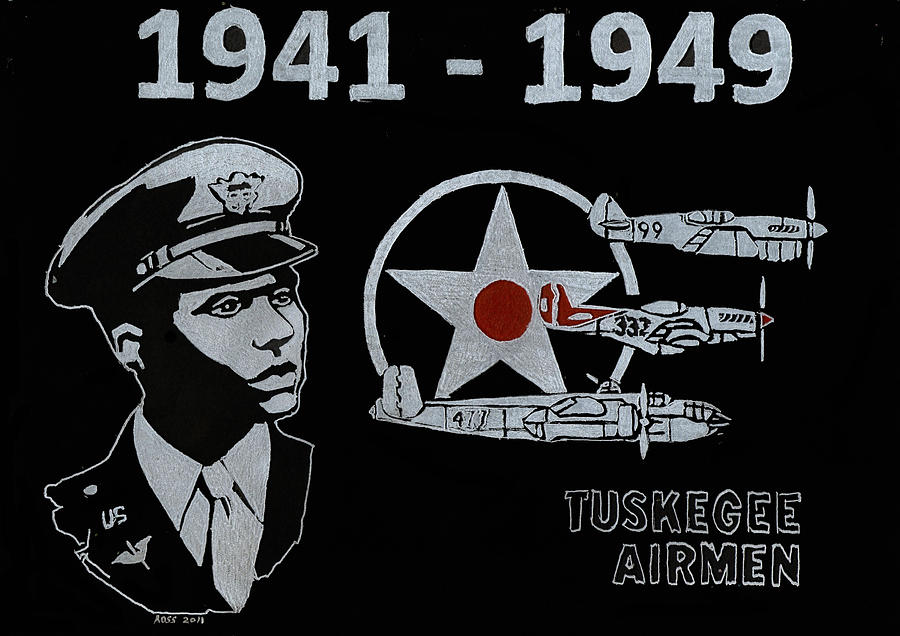 Tuskegee Airmen By Jim Ross