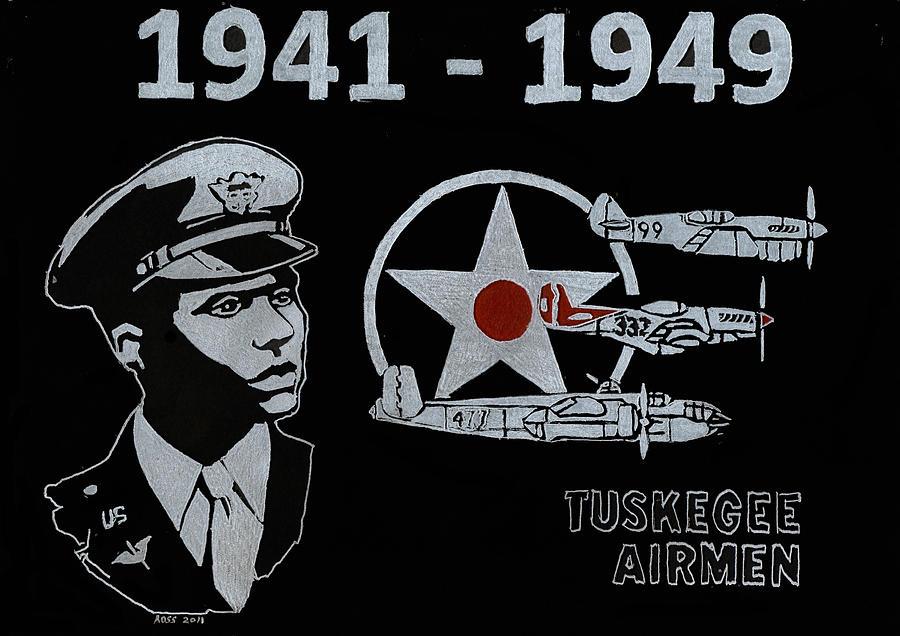Tuskegee Airmen Sculpture