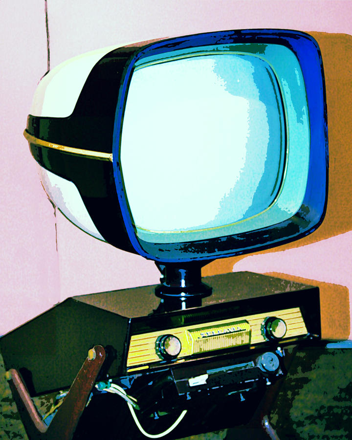 Tv Land Photograph  - Tv Land Fine Art Print