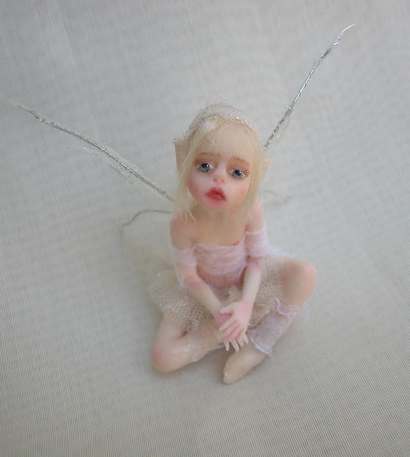 Twiggy Mae Fairy Photograph  - Twiggy Mae Fairy Fine Art Print