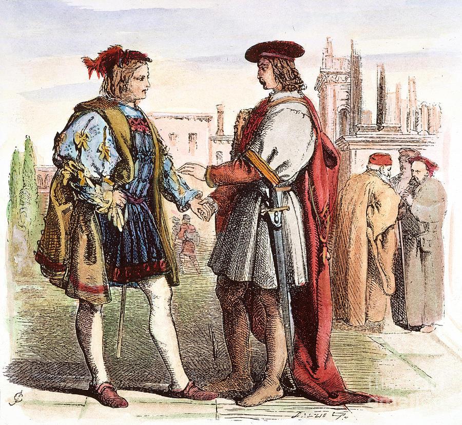 Two Gentlemen Of Verona Photograph