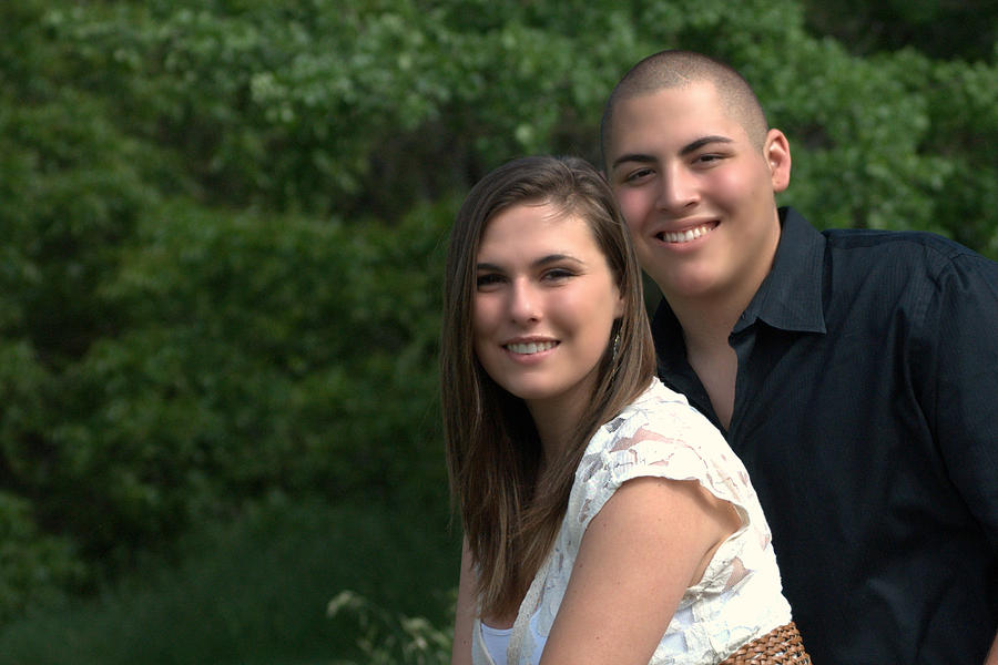 Tyler And Mikayla 4 Photograph  - Tyler And Mikayla 4 Fine Art Print