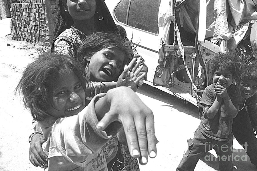 Udaipur Children Photograph