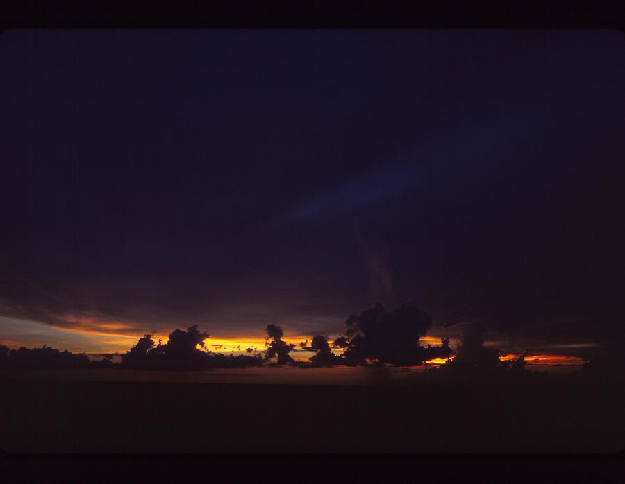 Under Darken Sky Photograph