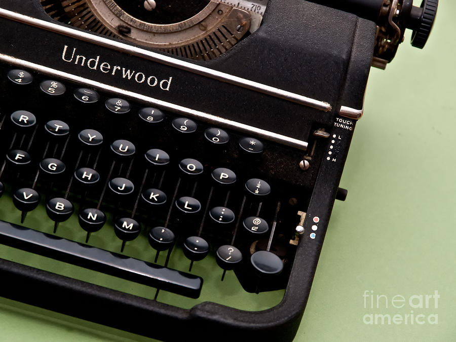 Underwood Photograph  - Underwood Fine Art Print