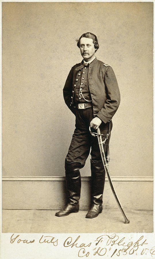1860s Photograph - Union Soldier, 1860s by Granger