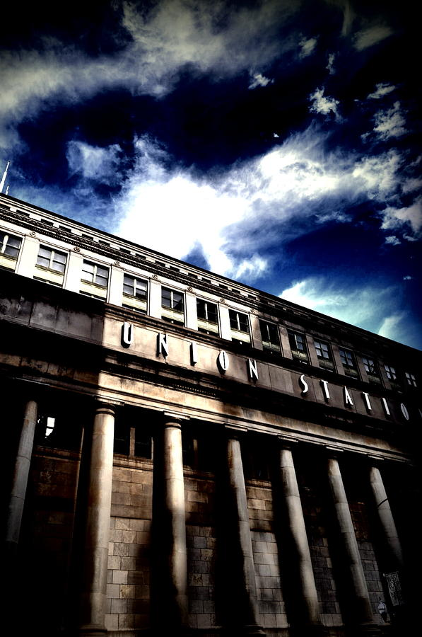 Union Station Photograph  - Union Station Fine Art Print