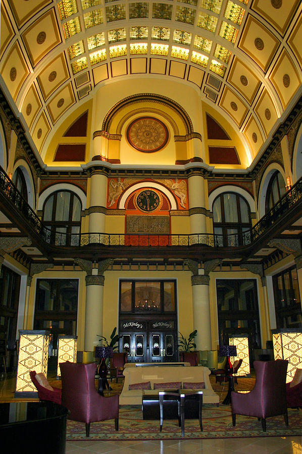 Union Station Lobby Photograph