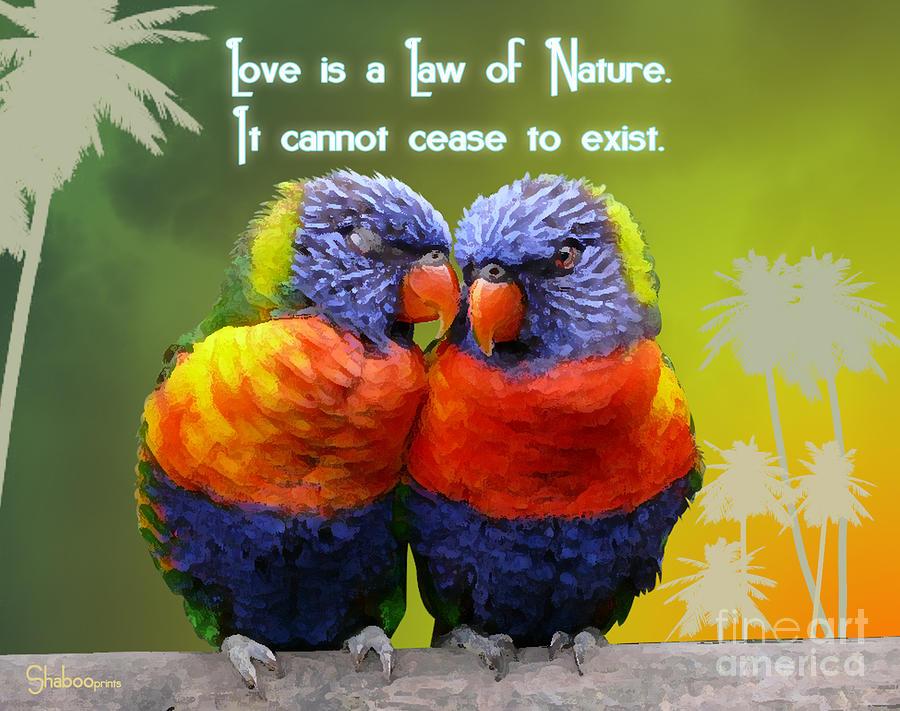 Universal Law Digital Art