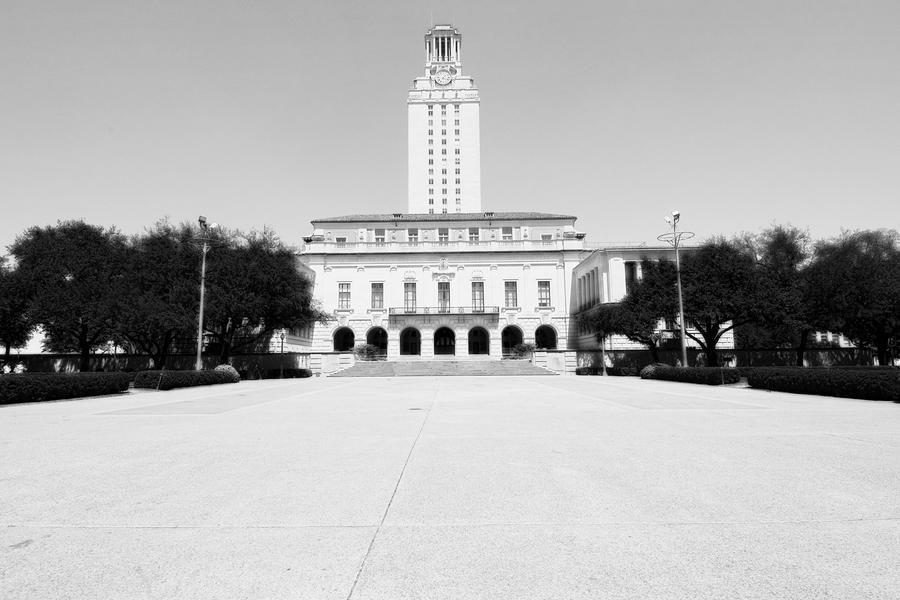 University Of Texas Photograph