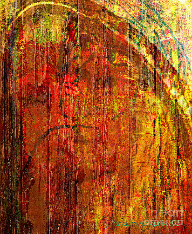 Unmixed Faith Mixed Media