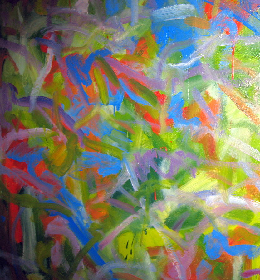 Untitled #2 Painting  - Untitled #2 Fine Art Print