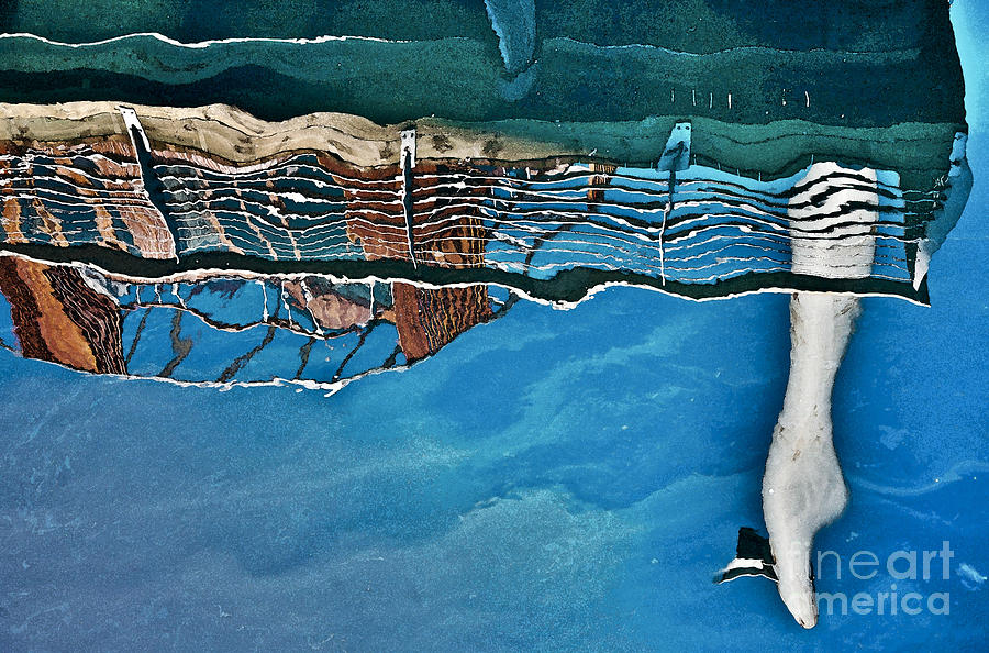 Upside-down World Series 5 Photograph