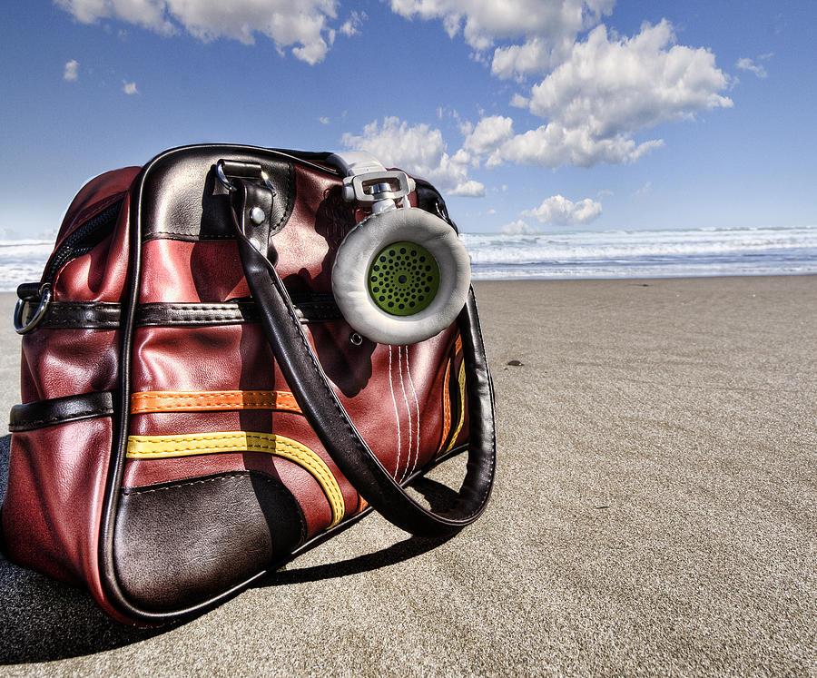 Beach Photograph - Urban Beach by Gabriel Calahorra
