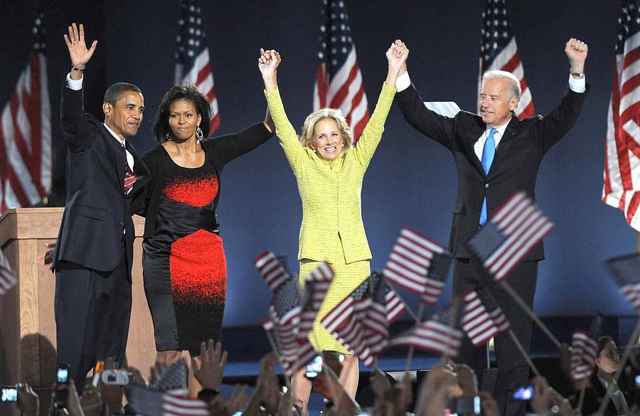 U.s. President Elect Senator Barack Photograph