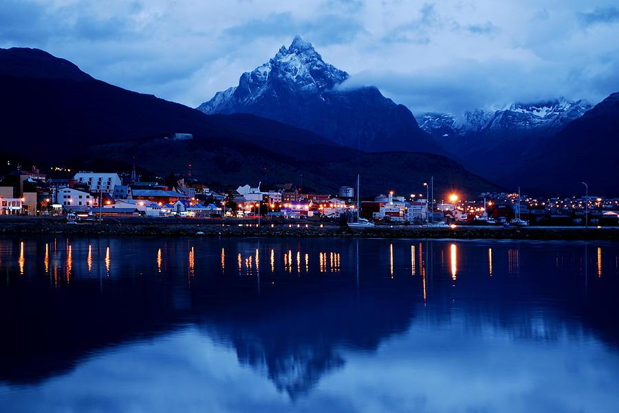 Ushuaia By Night by Bindu Viswanathan