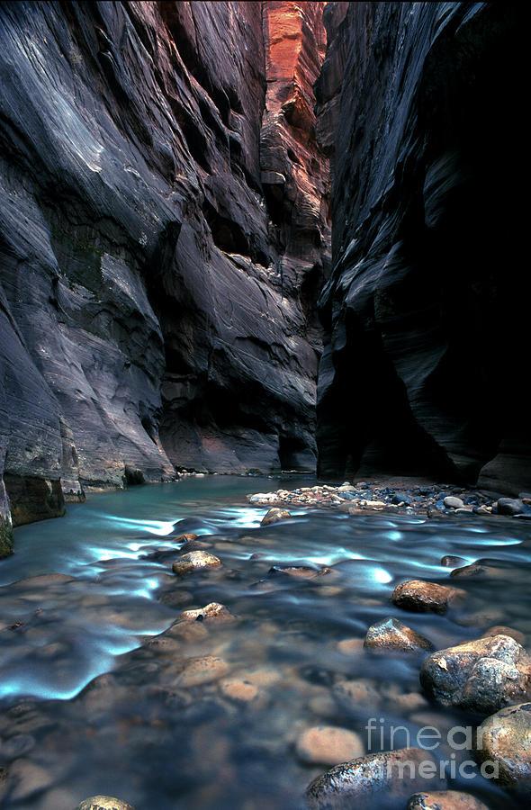 Utah - Virgin River 2 Photograph