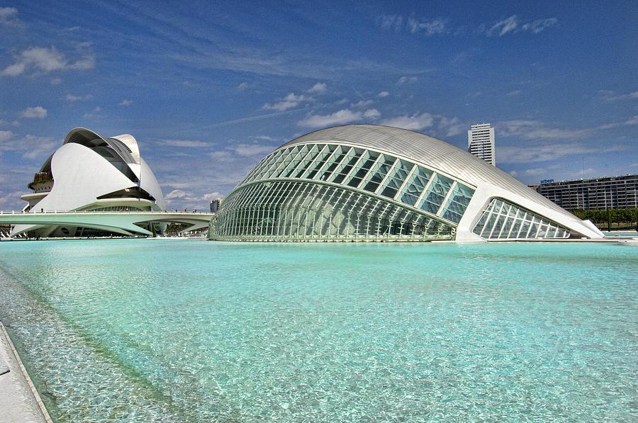 Valencia Spain Pyrography