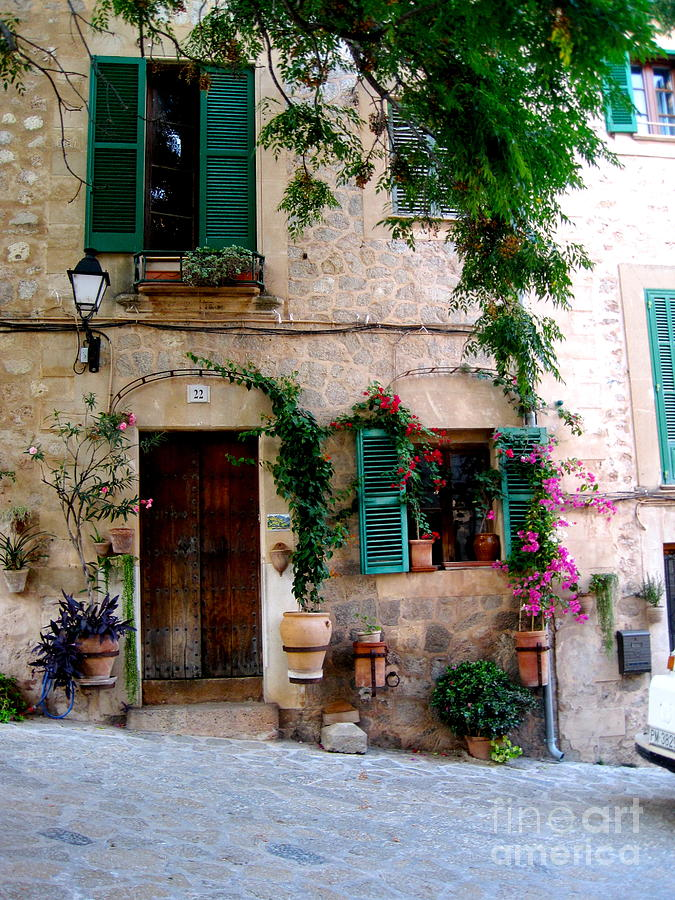 Valldemossa Spain Photograph  - Valldemossa Spain Fine Art Print