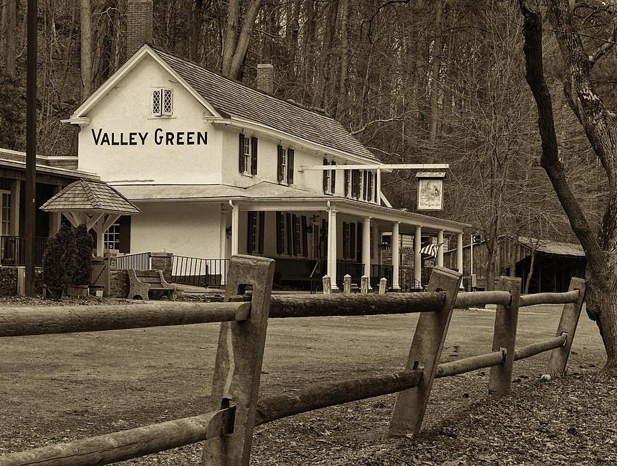 Valley Green Photograph