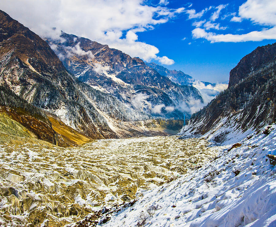 Hailuogou China  city photos : ... Valley Of Glacier, Hailuogou, Sichuan China by Feng Wei Photography