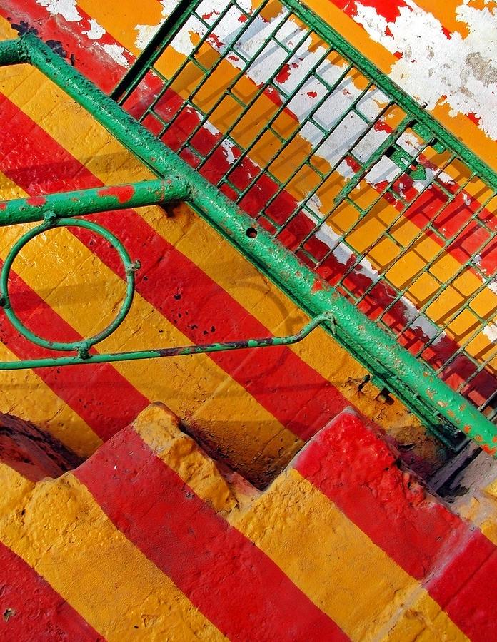 Varanasi Circus Photograph