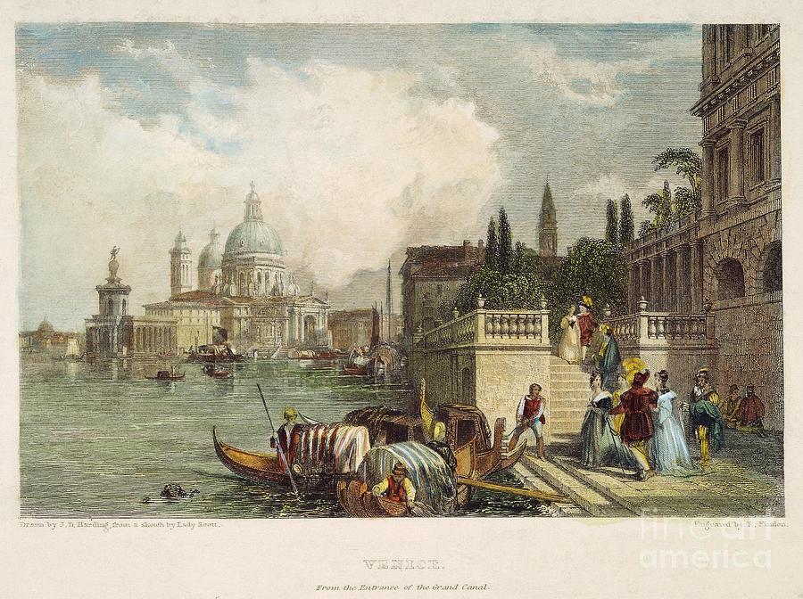 Venice, 1833 Photograph