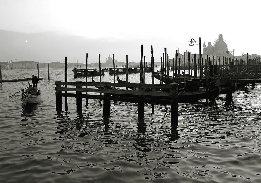 Venice Canal Grande IIi Photograph