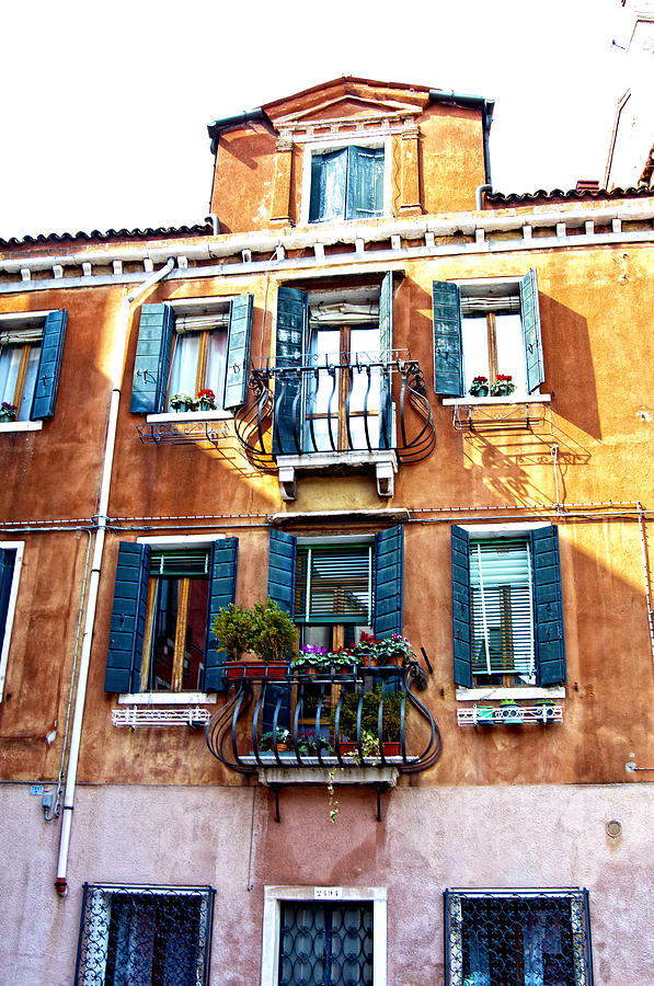 Venice Colors Photograph  - Venice Colors Fine Art Print